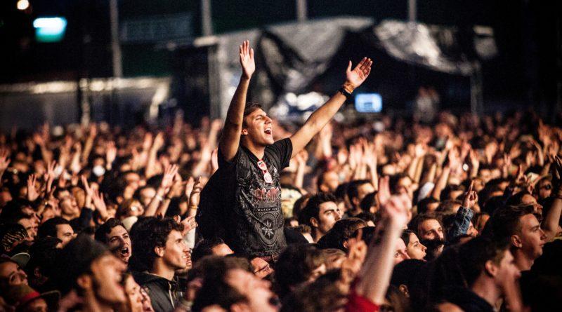 concert Rock en Seine
