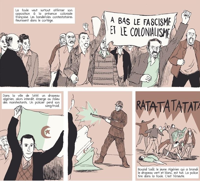 Guerre d'Algérie - Vassant - Seuil