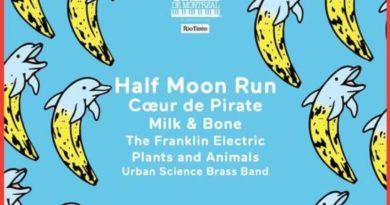 Festival International de Jazz de Montréal : Half Moon Run, Franklin Electric, Coeur de Pirate pour un anniversaire spécial