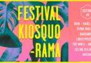 Kiosquorama 2017, l'éco-festival revient avec Fiona Walden et Palatine !