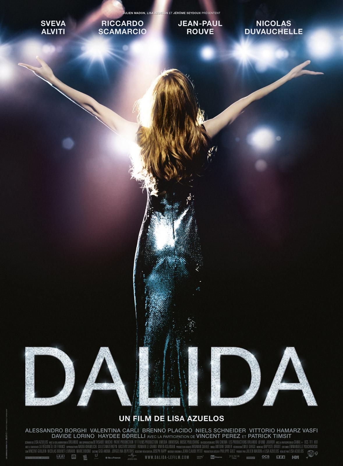 Dalida affiche