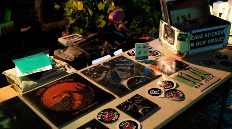 Fête du disque #1 @Kawati Studio, Fédélab