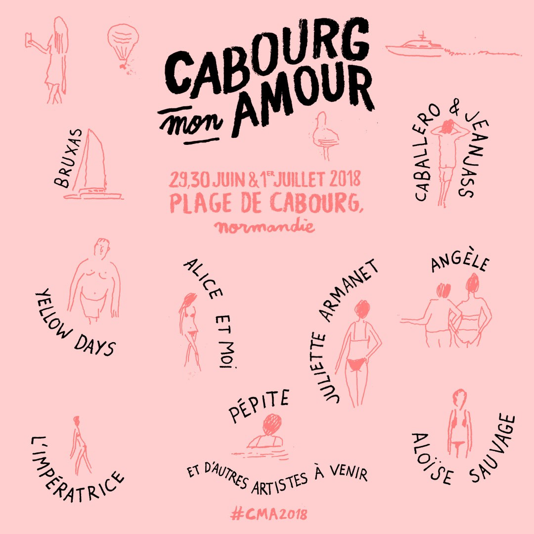 Cabourg mon amour